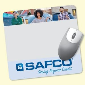 "Frame-It Lift® DuraTec® 7.5""x8""x1/8"" Lift-Top Window/Photo MousePad"