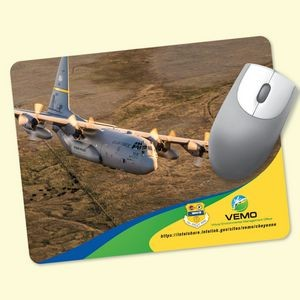 "Barely There™ 7""x9""x.02"" UltraThin, Hard Surface MousePad"